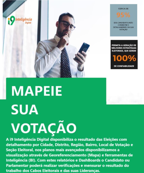 Mapeie sua votação - Novo Ator